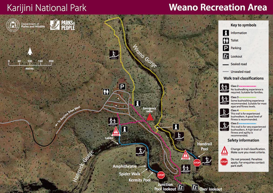 Weano Recreation Area