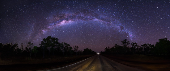 Road Train to the Stars