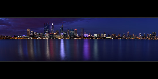 Reflections of Perth