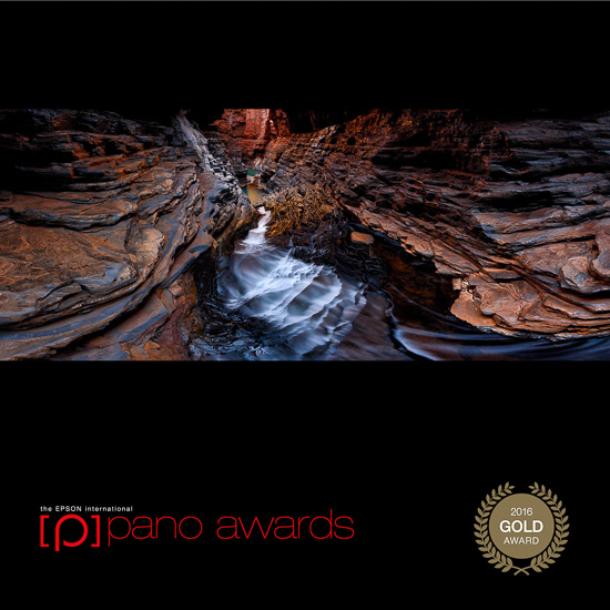 Regans Curve - Gold Award