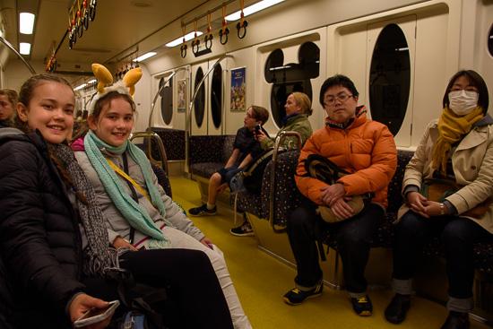 Disneyland Train