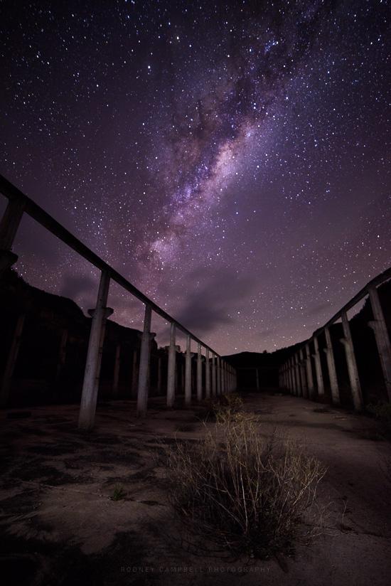 Stars Tumbling