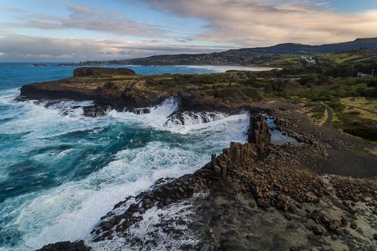Bombo Headland
