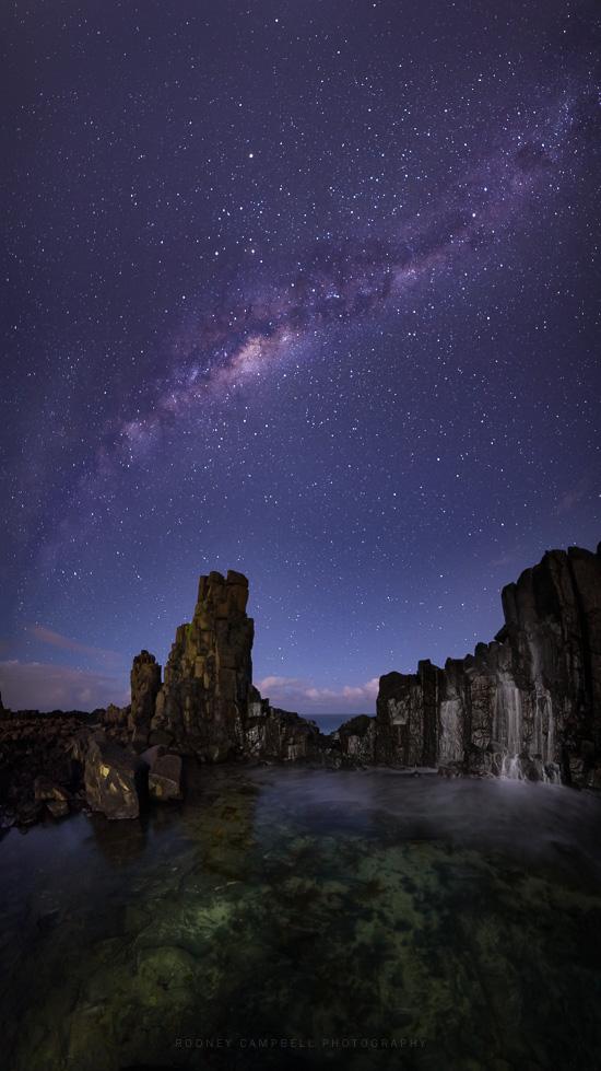 Galactic Falls