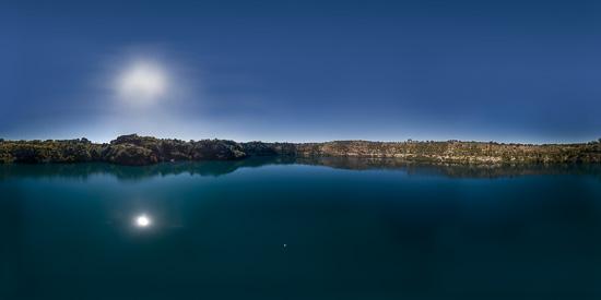 The Blue Lake 360