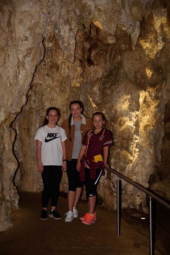 The Wet Cave - Naracoorte Caves