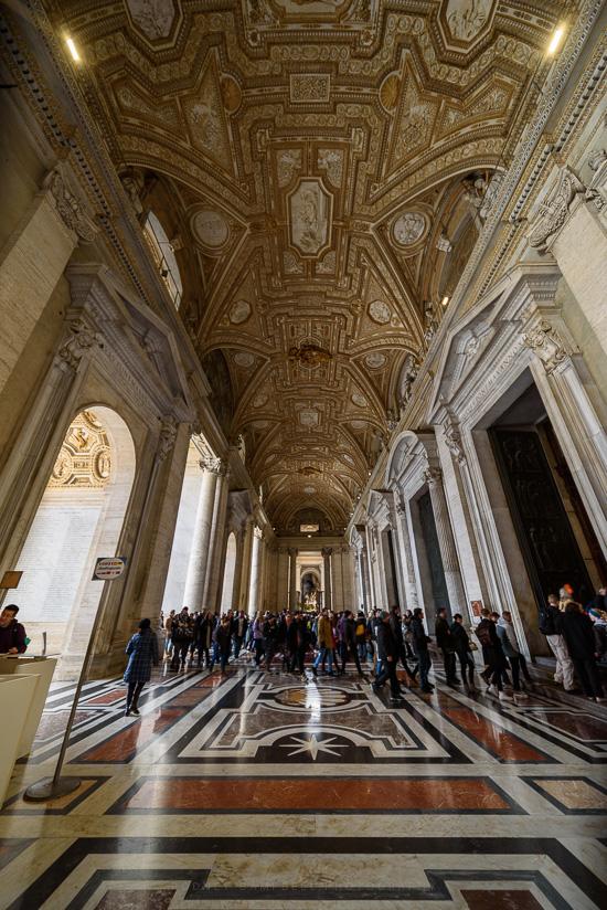 St Peter's Entrance