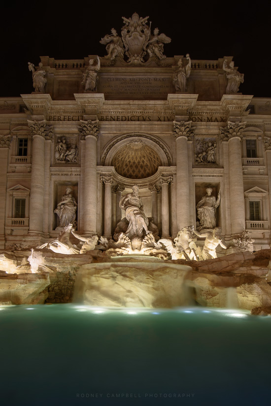 Trevi Nights