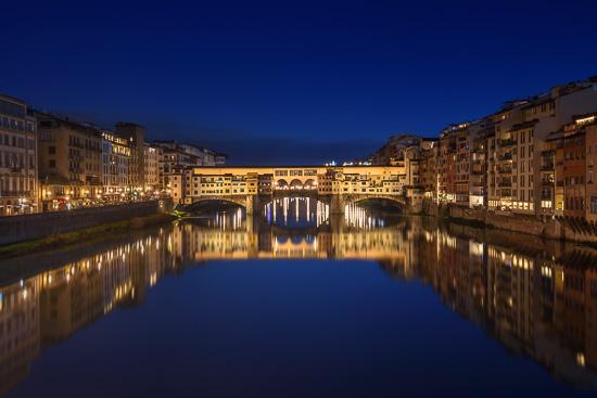 Ponte Vecchio Twilight