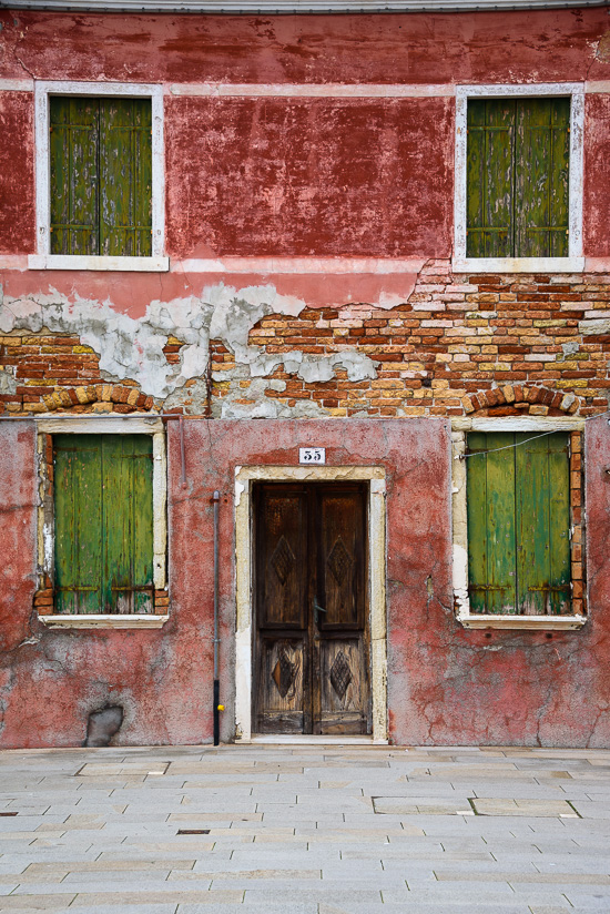 Burano Doors and Windows