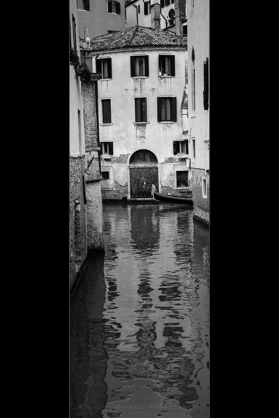 Gondola Moments