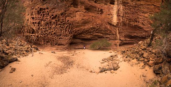 Honeycomb Gorge