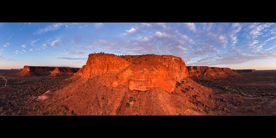 Sunrise Cliffs