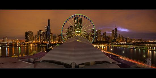 Eyes on Chicago