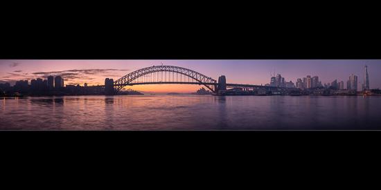 Sydney Dawns