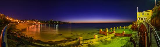 Coogee Dawn Panorama