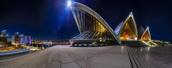 Vivd Opera Panorama