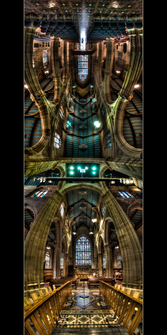 The Bendy Cathedral