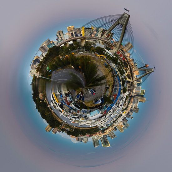 Pastel Planet