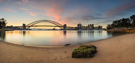 Sydney's a Beach