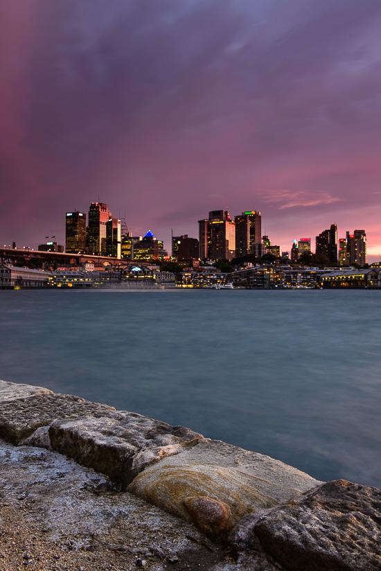 Sydney a Glow