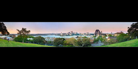 Observing Sydney