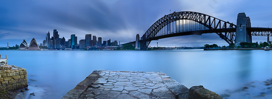 Longing for Kirribilli