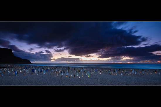 1000 Standing Before Dawn