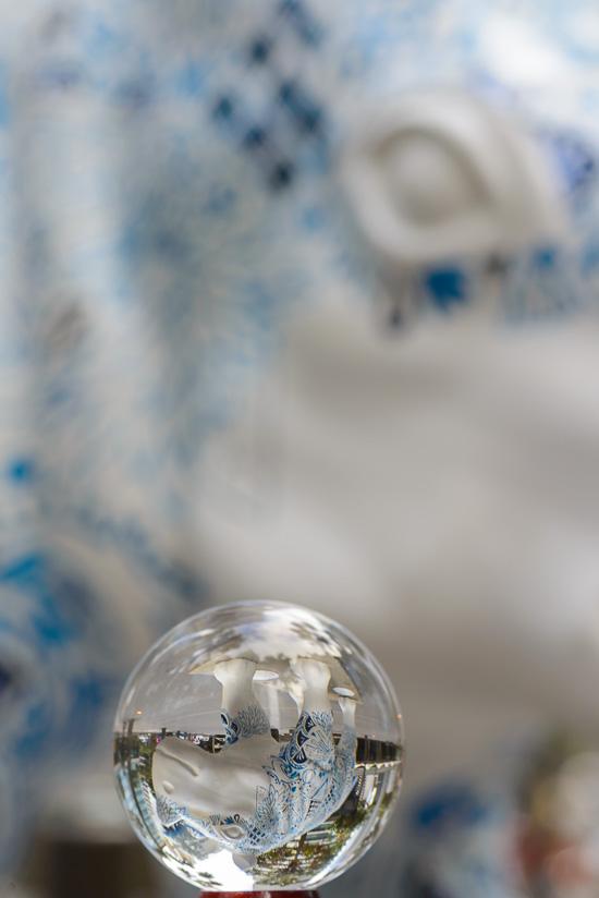 Porcelain Rhino