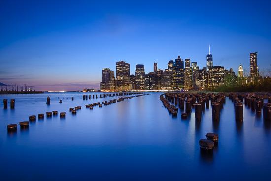 Manhattan Poles