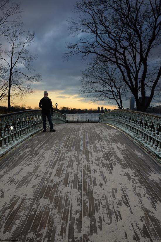 My Park Sunrise