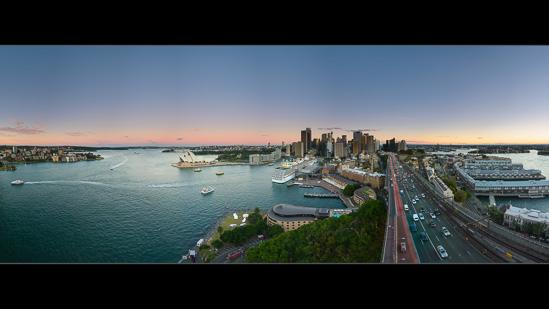 Sydney on High