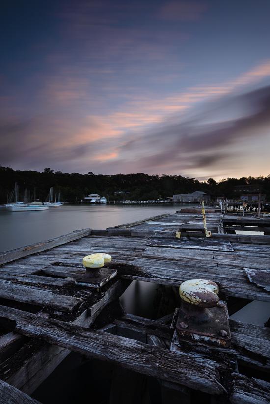 Pier Decay
