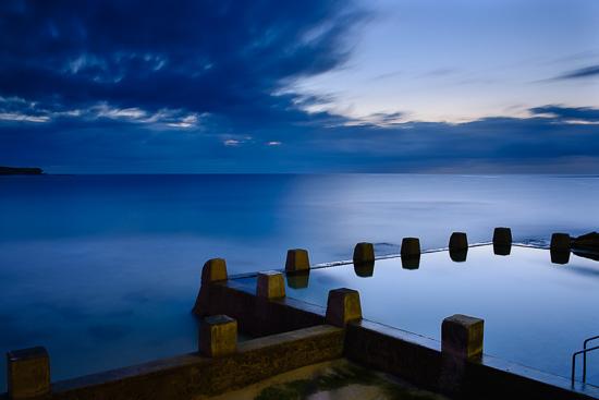 Blue - Light and Dark