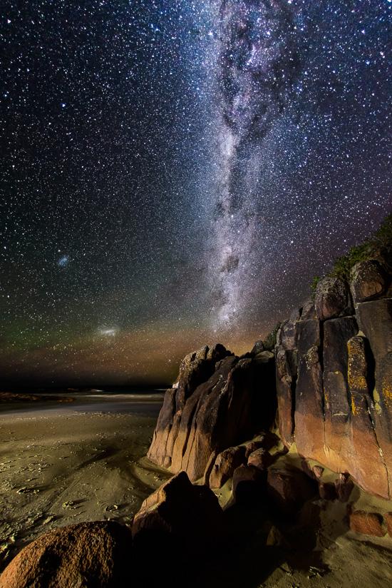 Galactic Chimney
