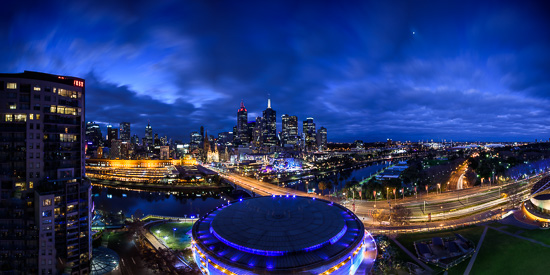 Melbourne Lights